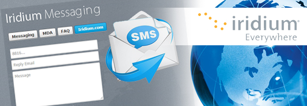 Enviar mensaje gratis a móviles satelitales