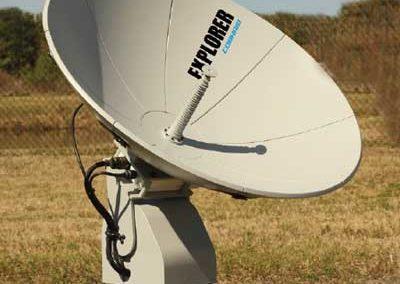 Terminal de Internet satelital Gobierno – EXPLORER 5075GX