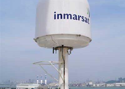 Terminal de Internet satelital Gobierno – SAILOR 100 GX