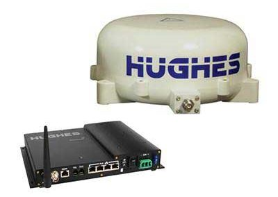 Internet satelital Hughes BGAN Vehicular 9350 C11