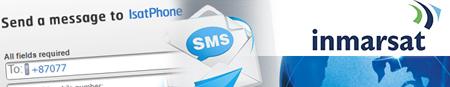 Enviar SMS a teléfono satelital Inmarsat