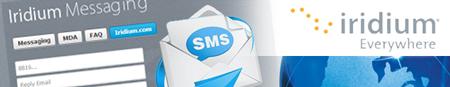 Enviar SMS a teléfono satelital Iridium