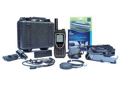 Arriendo semanal de teléfono satelital Iridium