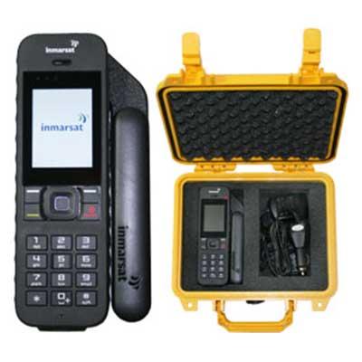Arriendo semanal de teléfono satelital Isat Phone 2