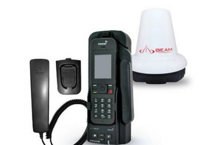 Terminal fijo Beam IsatDock 2 para Isatphone 2